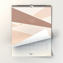 CALENDARIO 2019 ECO STUDIO ZAZEN