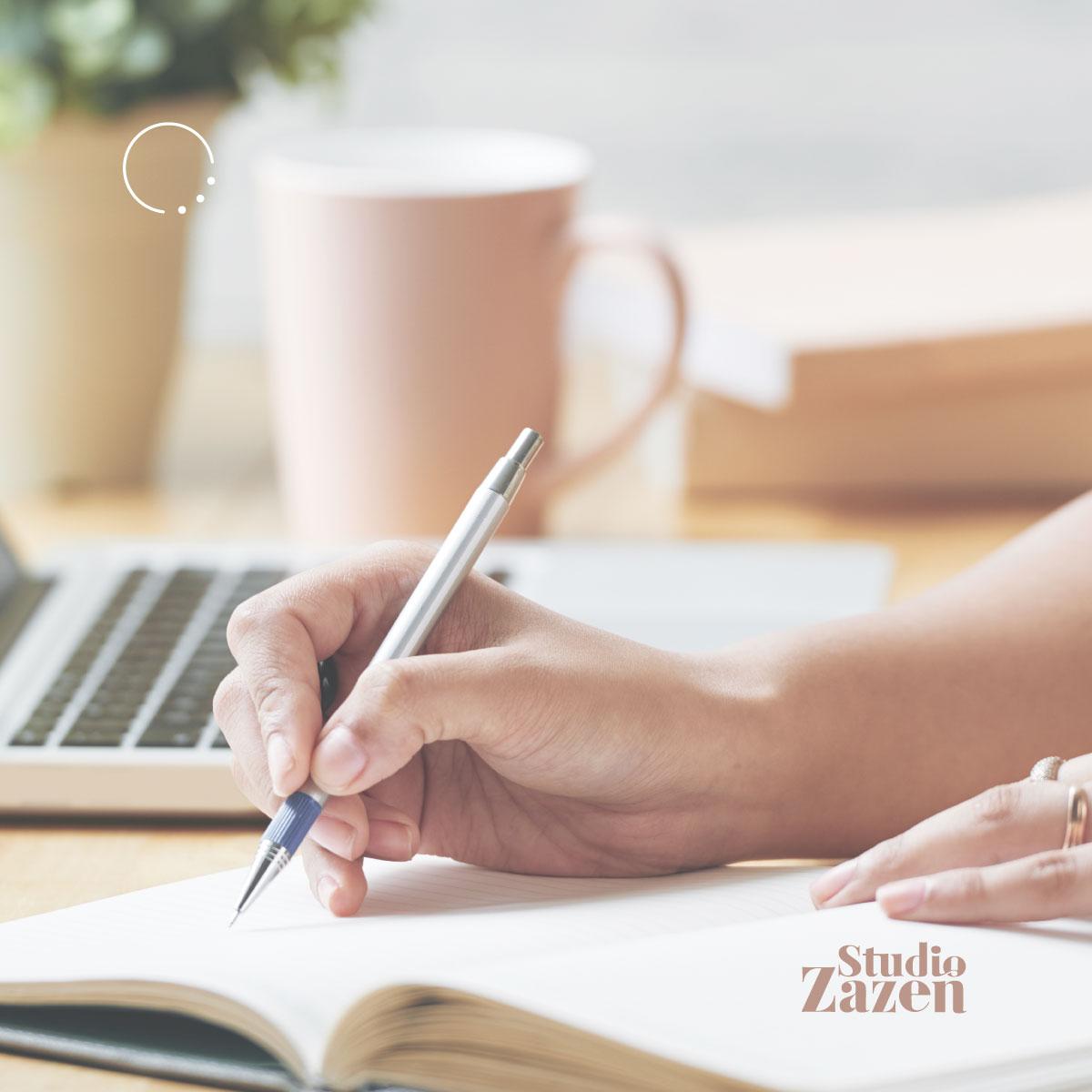 miniblog diseñando la nueva agenda studio zazen